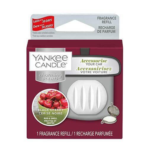 Yankee Candle - Black Cherry Duft-Nachfüller