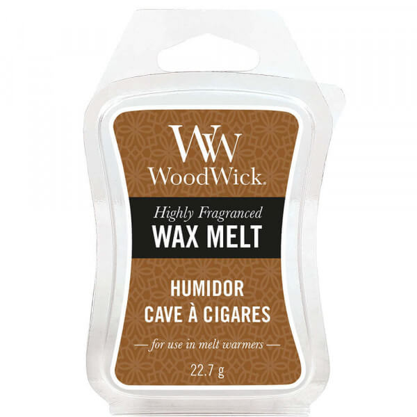Humidor Wax Melt 22,7g von Woodwick