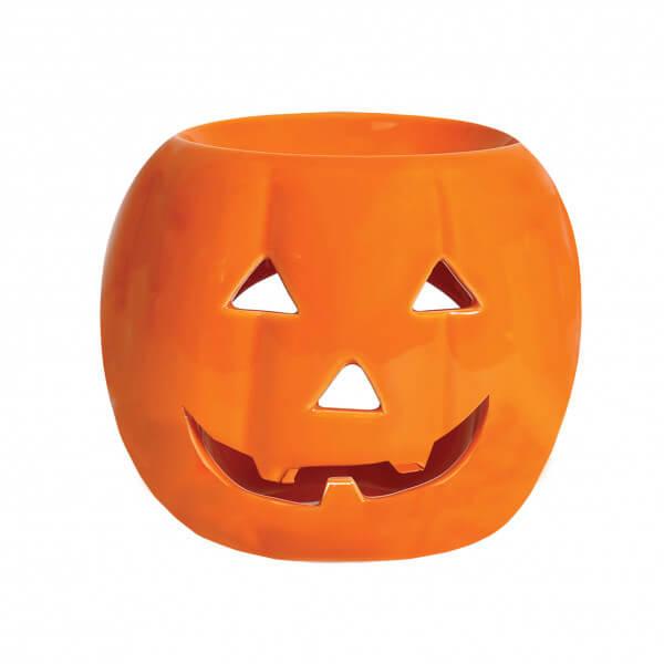 Duftlampe Pumpkin orange 8cm