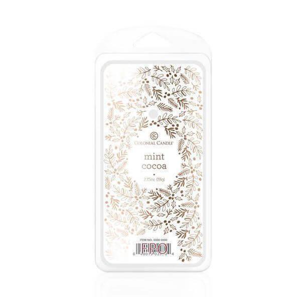 Mint Cocoa 78g Wax Melts