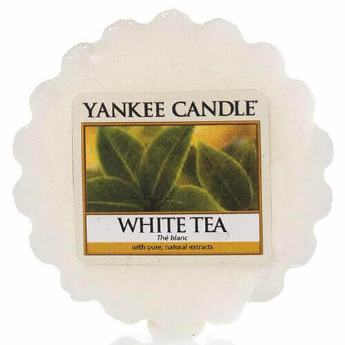 Yankee Candle White Tea 22g