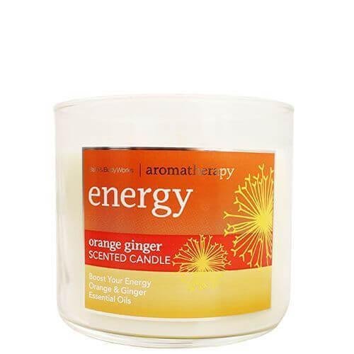 Bath & Body Works Energy - Orange Ginger 411g