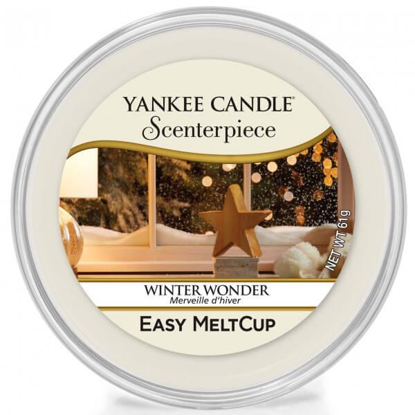 Easy MeltCup Winter Wonder 61g von Yankee Candle online Bestellen