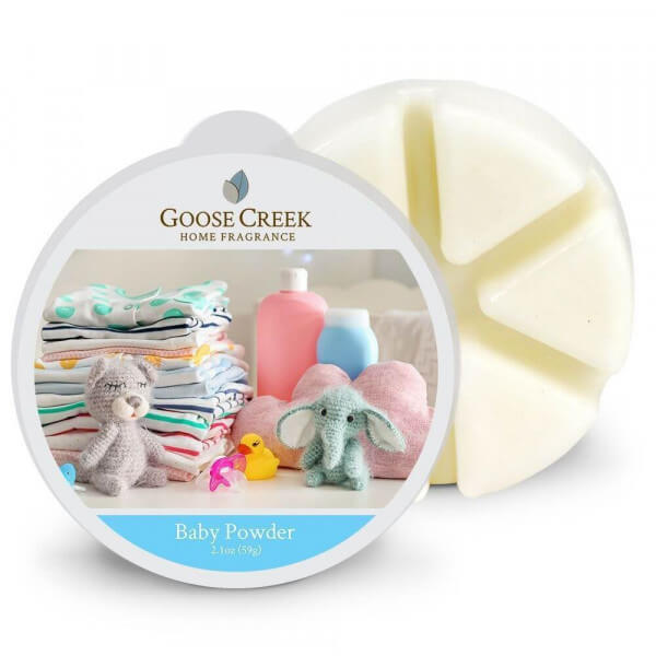 Goose Creek Candle Baby Powder 59g