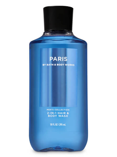 Duschgel - Paris for Men - 295ml