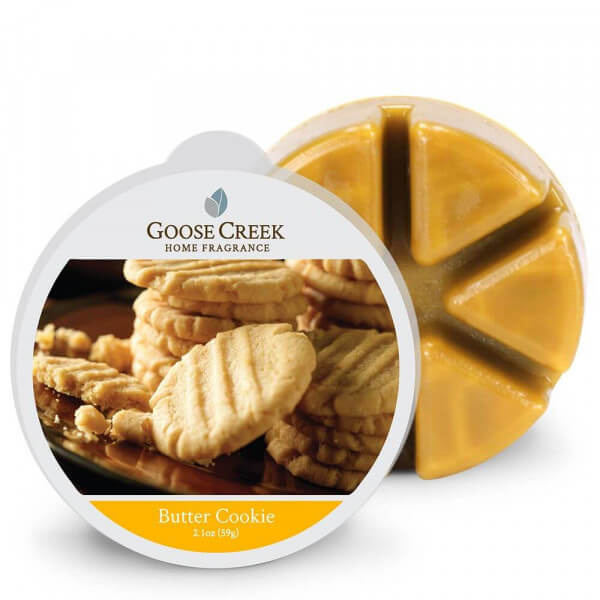 Goose Creek Candle Butter Cookie 59g