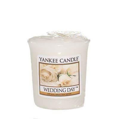 Yankee Candle Sampler - Votivkerze Wedding Day