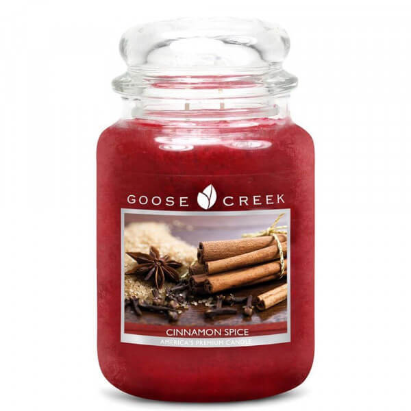 Goose Creek Candle Cinnamon Spice 680g
