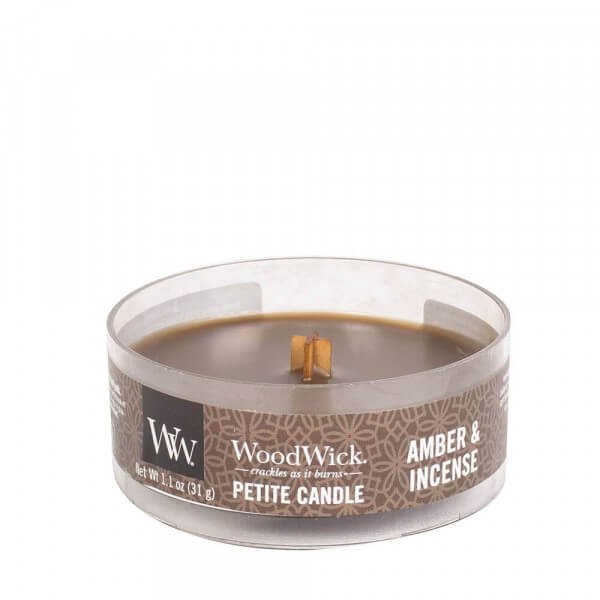 Amber & Incense 31g von Woodwick