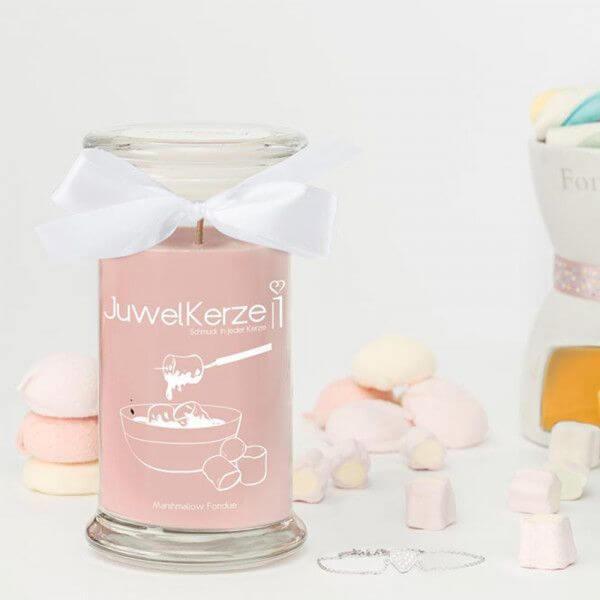 JuwelKerze Marshmallow Fondue (Armband) 380g