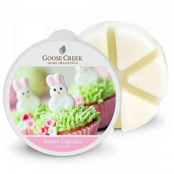 Goose Creek Bunny Cupcake 59g Melt
