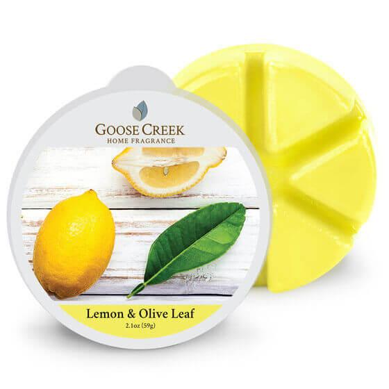 Lemon & Olive Leaf 59g