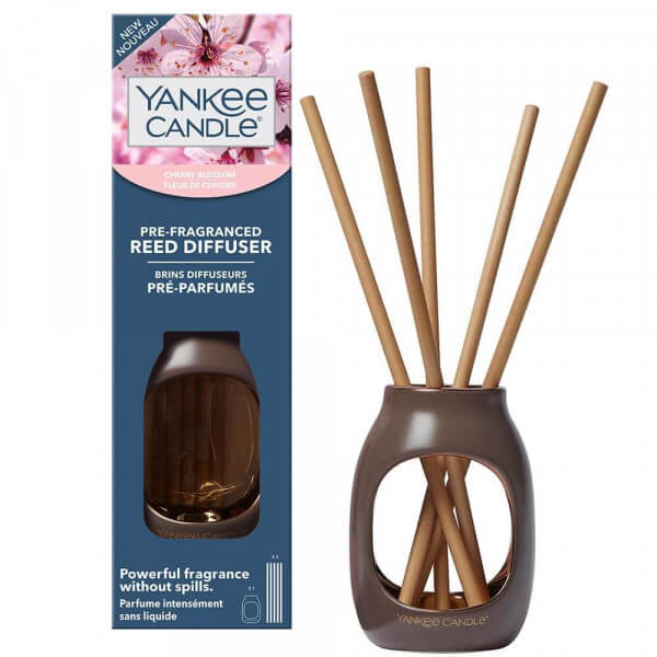 Pre Fragranced Reed Kit - Metallic Cherry Blossom