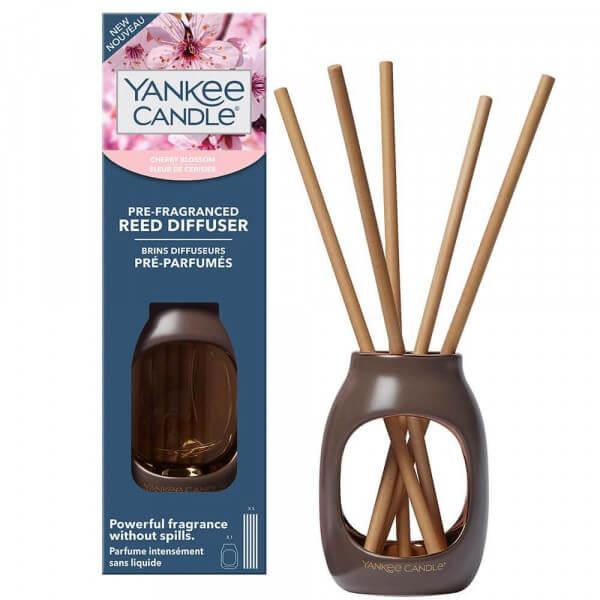 Pre Fragranced Reed Kit - Metallic Cherry Blossom