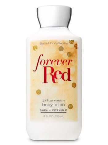 Forever Red Body Lotion 236ml