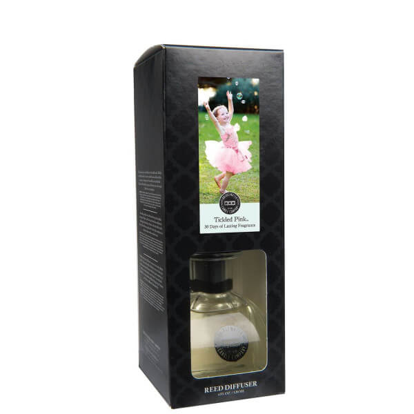 Tickled Pink Reed Diffuser - Bridgewater
