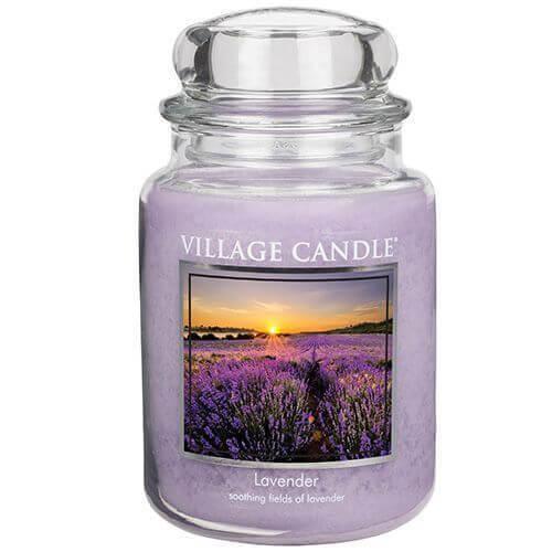 Village Candle Lavender 645g