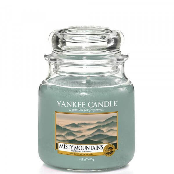 Misty Mountains 411g - Yankee Candle