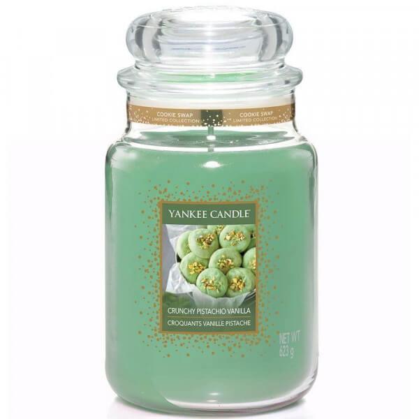 Crunchy Pistachio Vanilla 623g