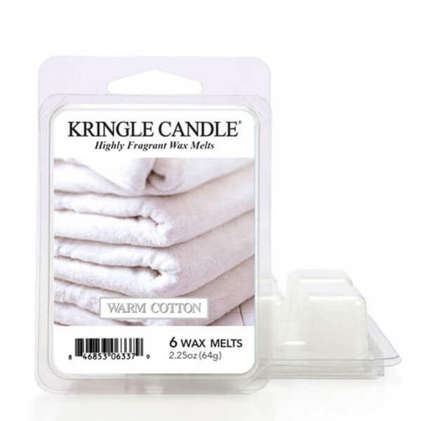 Warm Cotton Wax Melts 64g