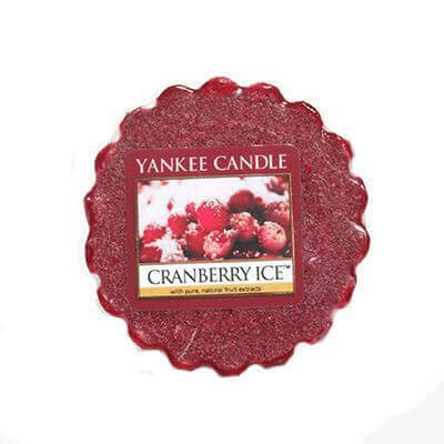 Yankee Candle Duft-Tart Cranberry Ice