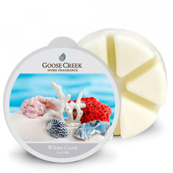 Goose Creek Candle White Coral 59g