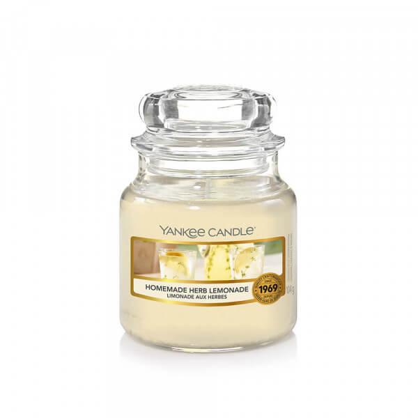 Homemade Herb Lemonade 104g kleines Glas von Yankee Candle