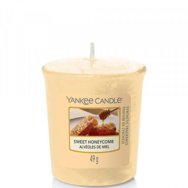 Sweet Honeycomb 49g Votivkerze von Yankee Candle