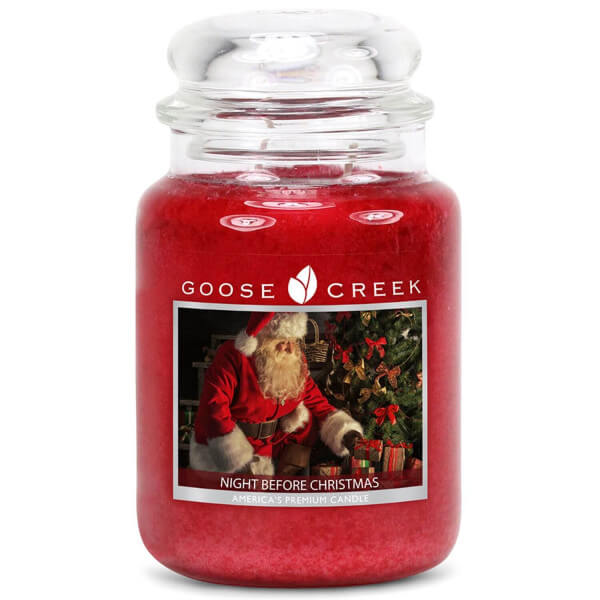 Goose Creek Candle Night Before Christmas 680g
