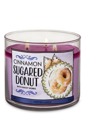 Cinnamon Sugared Donut 411g