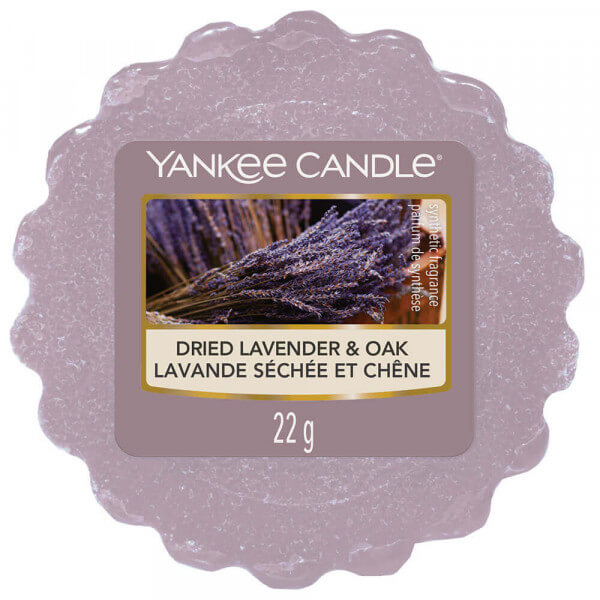 Dried Lavender & Oak 22g von Yankee Candle