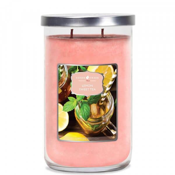 Goose Creek Candle - Lemon Sweet Tea 566g