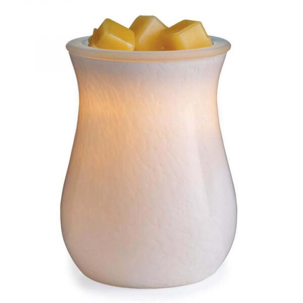 Candle Warmers Moonstone Duftlampe elektrisch an