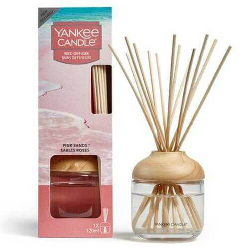 New Reed Diffuser Pink Sands von Yankee Candle