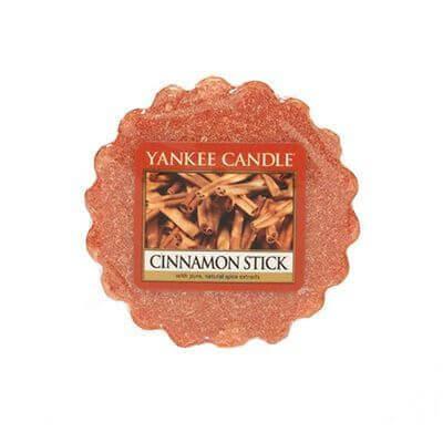 Yankee Candle Duft-Tart Cinnamon Stick