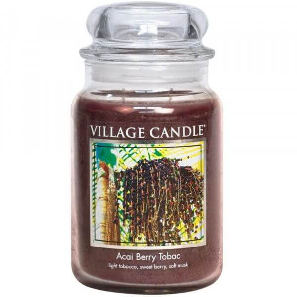 Acai Berry Tobac 626g - Village Candle