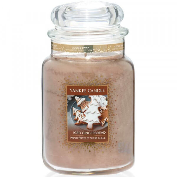 Iced Gingerbread 623g - Yankee Candle