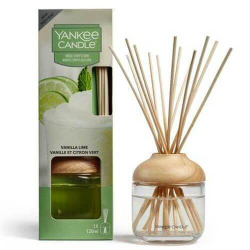 New Reed Diffuser 120ml - Vanilla Lime