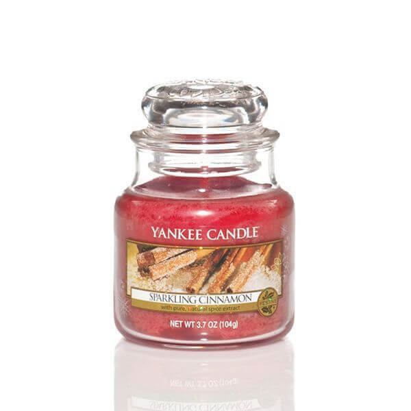 Yankee Candle Sparkling Cinnamon 104g