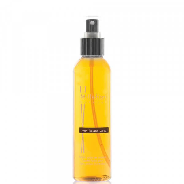 New Home Spray 150ml - Vanilla & Wood - Millefiori