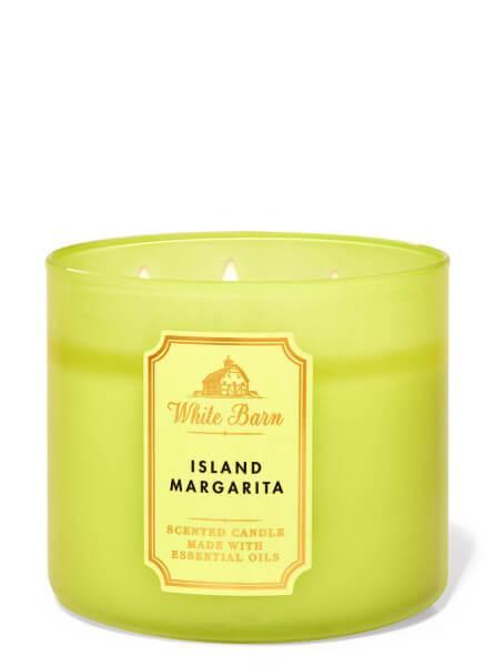 3-Docht Kerze - Island Margarita - 411g