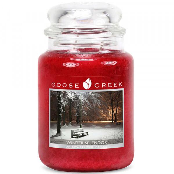 Winter Splendor 680g von Goose Creek Candle
