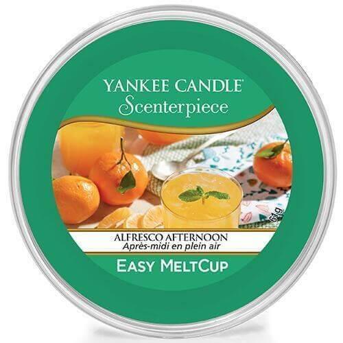 Easy MeltCup Alfresco Afternoon 61g von Yankee Candle