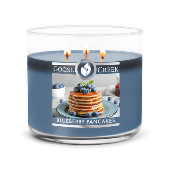 Blueberry Pancakes 411g (3-Docht)