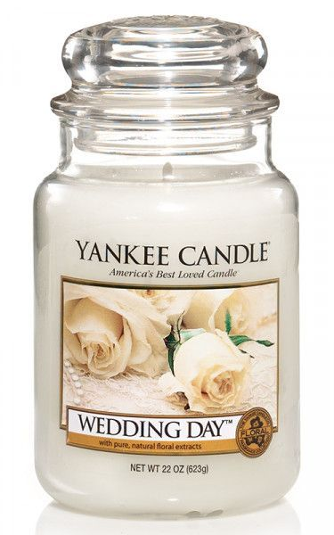 Yankee Candle Wedding Day 623g