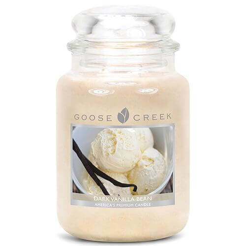 Goose Creek Candle Dark Vanilla Bean 680g