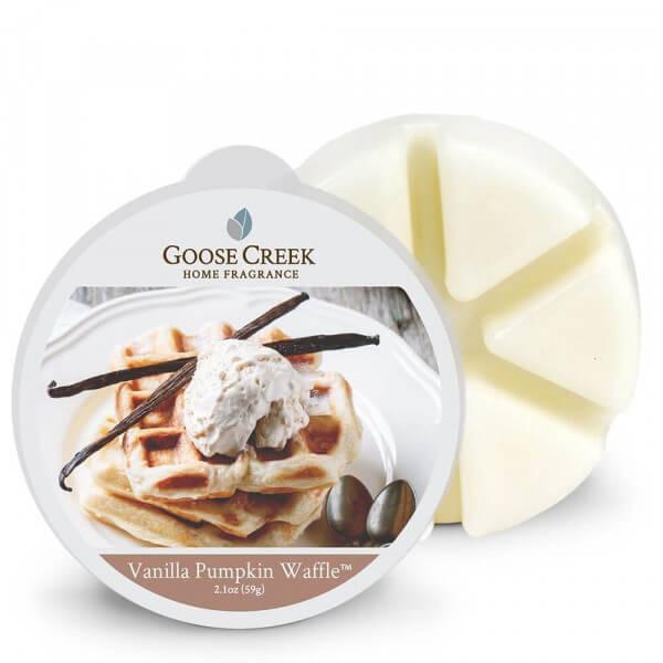Goose Creek Candle Vanilla Pumpkin Waffle 59g