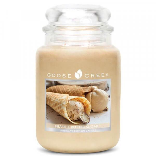 Goose Creek Candle Peanut Butter Sugar 680g