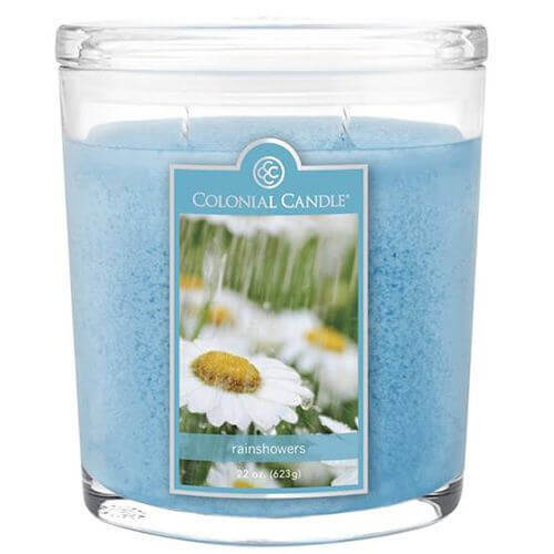 Colonial Candle Rainshowers 623g