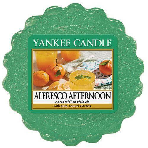 Alfresco Afternoon 22g von Yankee Candle
